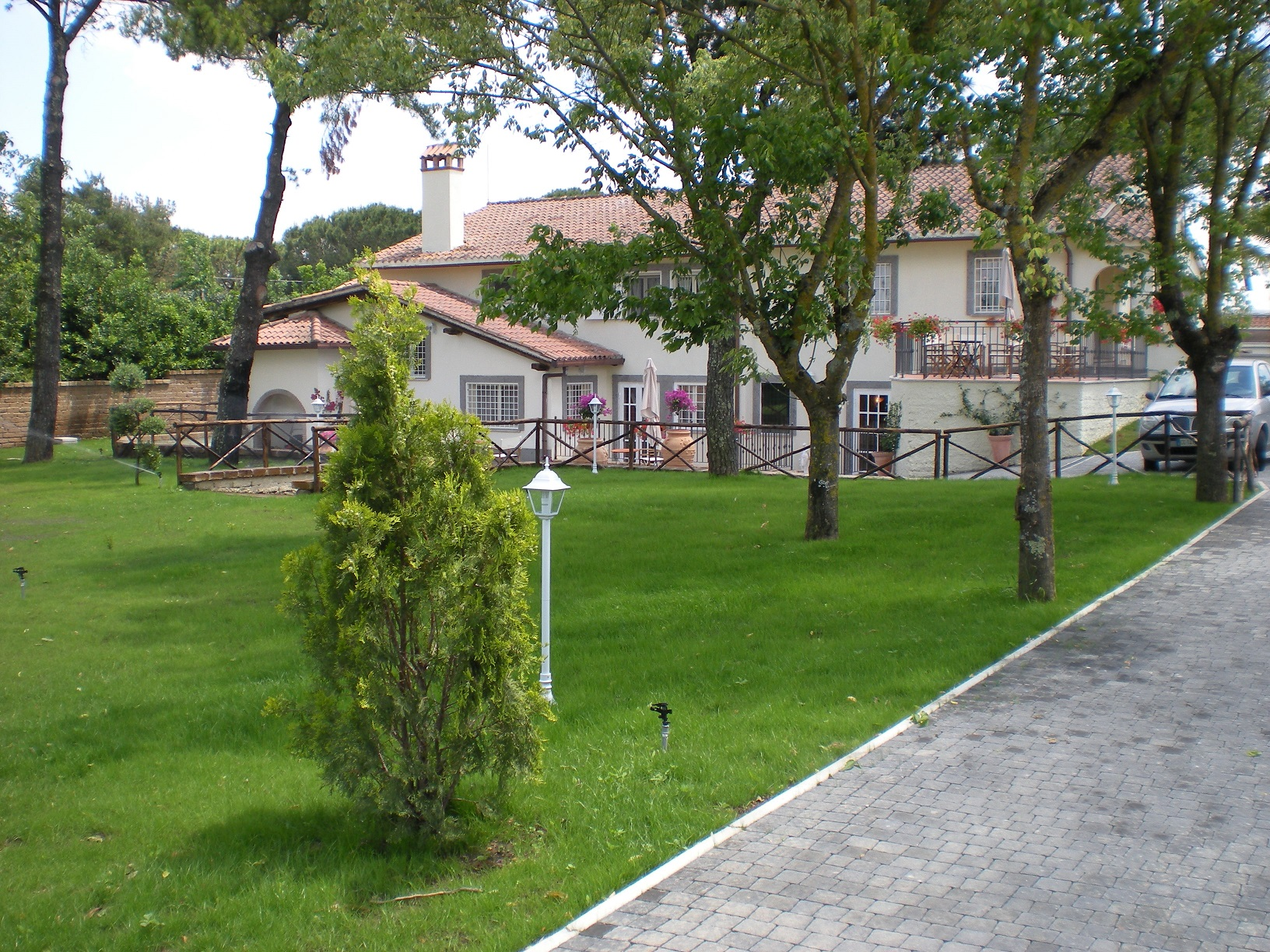Casa di Riposo Roma Nord Slide 1